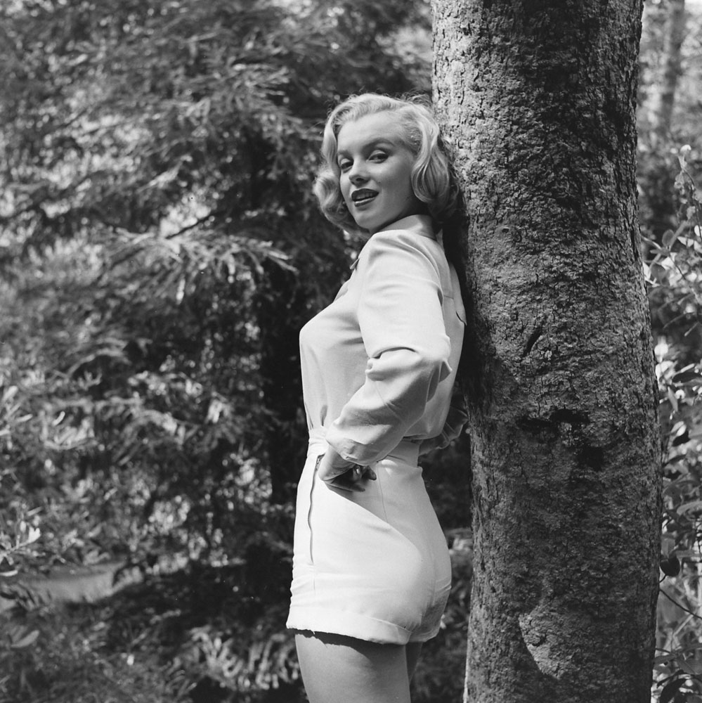 18 Rare Early Photos Of Marilyn Monroe In Griffith Park -5042