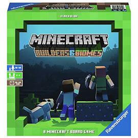 Minecraft Minecraft Builders & Biomes Media