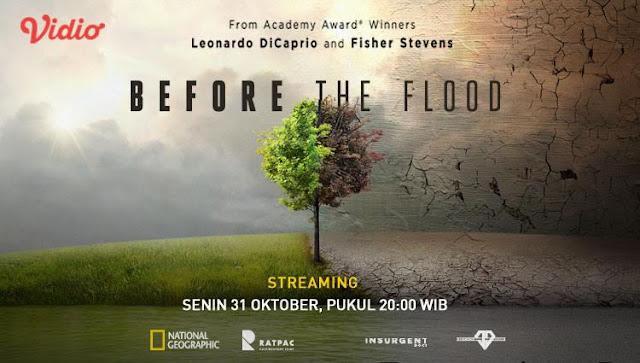 Risultati immagini per before the flood