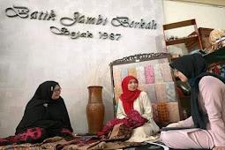 Lowongan Kerja Jambi Batik Jambi Berkah Juli 2021
