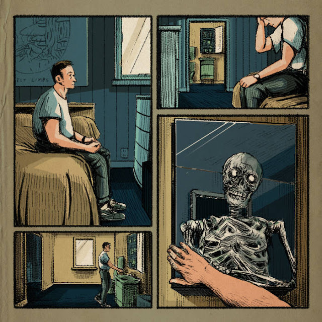 Perfect Limbs -  I Watched Myself Collapse (2019)