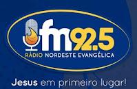 Rádio Nordeste Evangélica FM 92,5 de Natal RN
