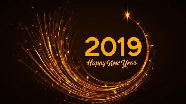 Ucapan Selamat Tahun Baru 2019 Serta Doa Dan Harapan