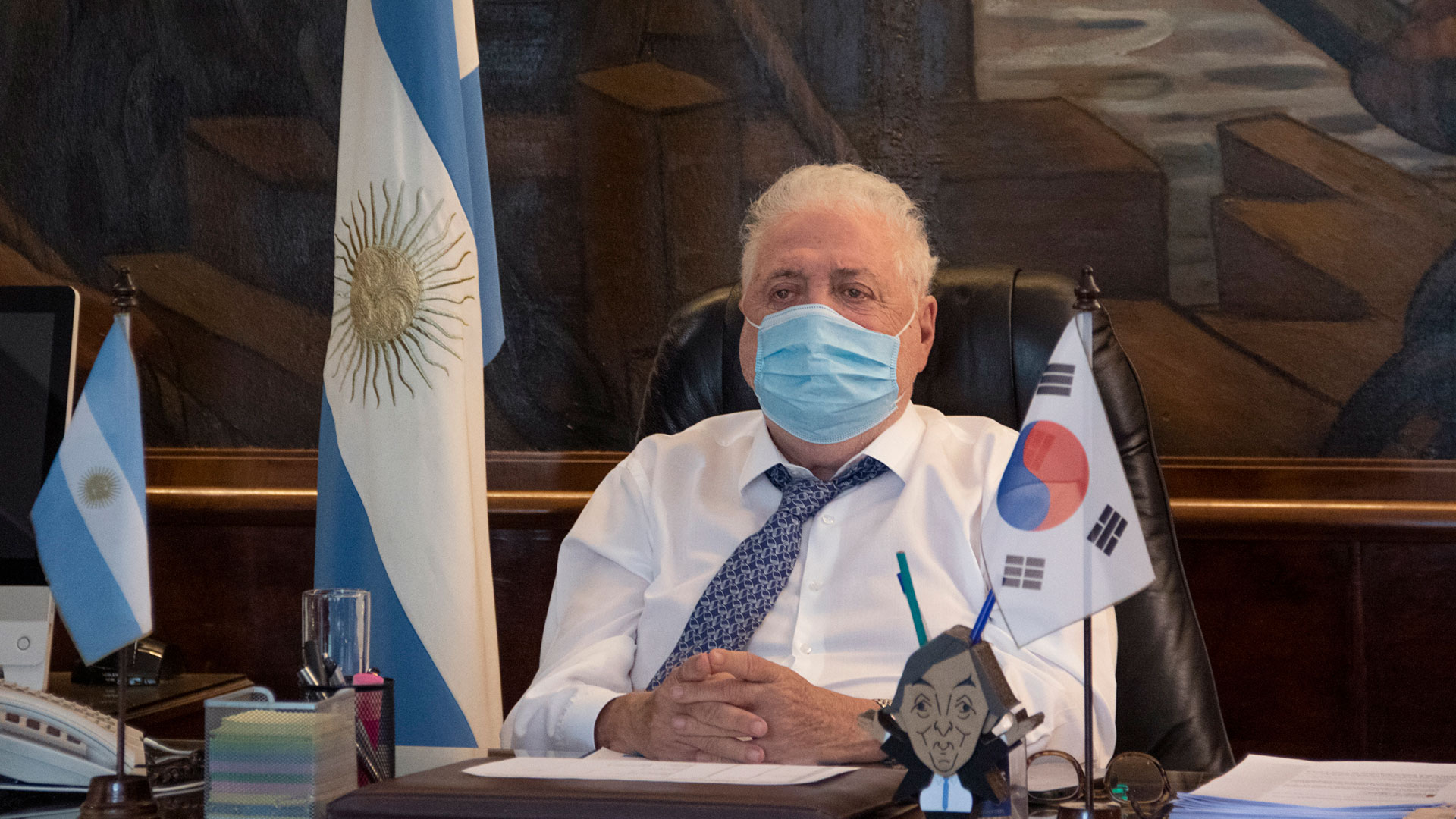Imputaron a Ginés González García por el caso del Vacunatorio VIP