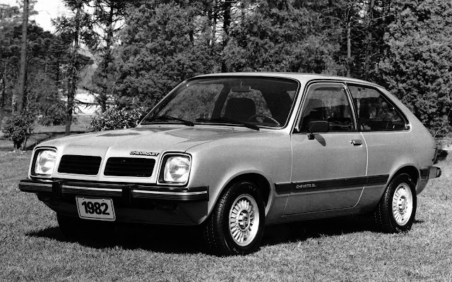 Chevrolet Chevette Hatch 1983