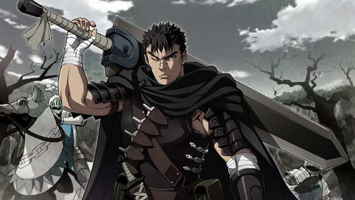 Anime Shows Similar to Berserk