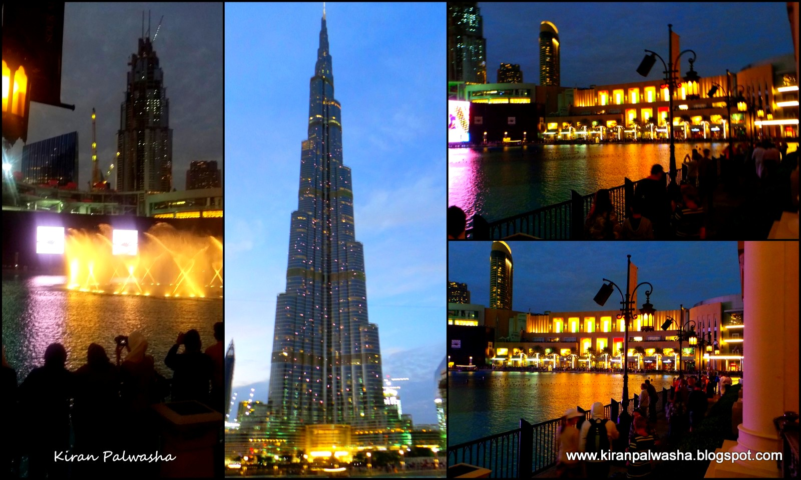 0067aea09ee Different shades and moods of Burj khalifa