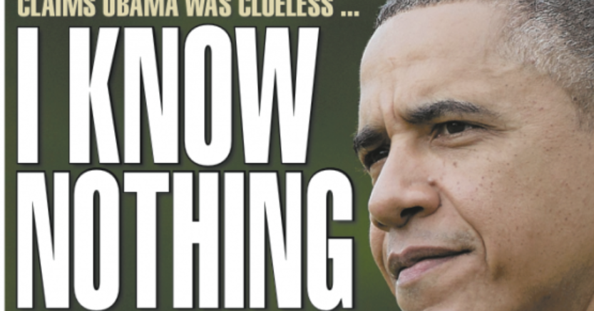 Nothing See I Nothing Obama Know Pictures Nothing I Image Hear I