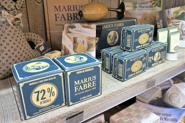 Savonnerie de l'Ilot Aix Marius Fabre