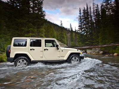 Jeep Wrangler Off Road Normal Resolution HD Wallpaper 5