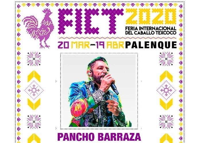 Pancho Barraza Palenque Texcoco 2020
