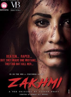 Zakhmi 2018 Hindi Series All Episode 720p WEBHD 100MB HEVC x265
