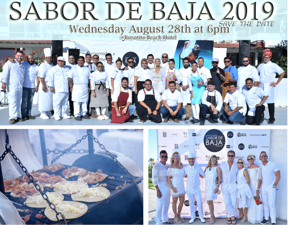 Enter to win 2 Silver tickets to Sabor De Baja 2019 - August 28!