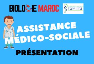 ASSISTANCE MEDICO-SOCIALE - Présentation générale