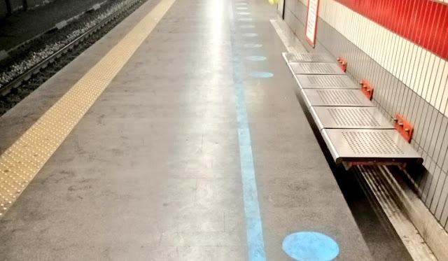 Le condizioni della Stazione Cornelia
