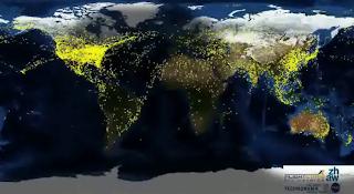 Tráfico aéreo mundial