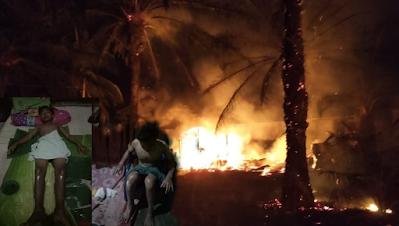 Dua Pelajar jadi Korban Kebakaran Kilang Minyak di Langkat