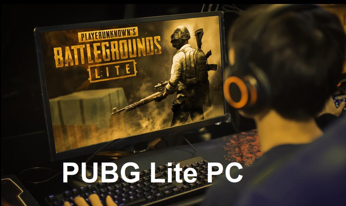 تحميل لعبة ببجي لايت للكمبيوتر PUBG Lite PC 2020