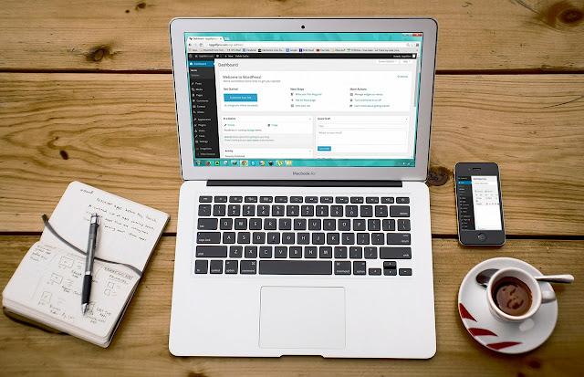 Bangun sebuah website bisnis