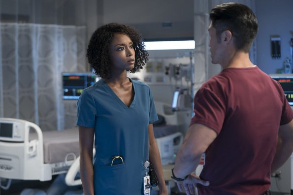 """NUP 187826 0339 595 - Chicago Med (S05E01) """"Never Going Back to Normal"""" Season Premiere Preview + BTS"""