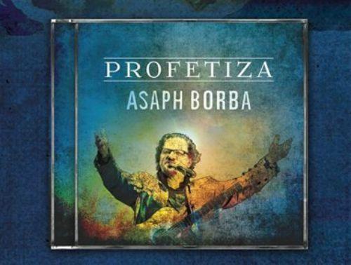 """Asaph Borba anuncia título de seu novo álbum: """"Profetiza"""""""
