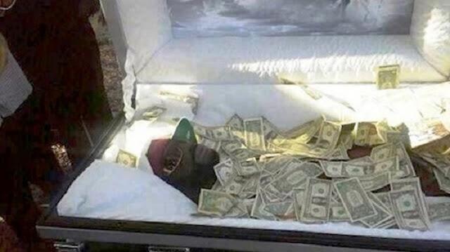 Parah ! Terjerat Korupsi, Ia Minta Hartanya Dikubur Bersamanya untuk Menyuap Tuhan !!