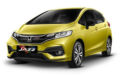 Pajak Honda Jazz terbaru