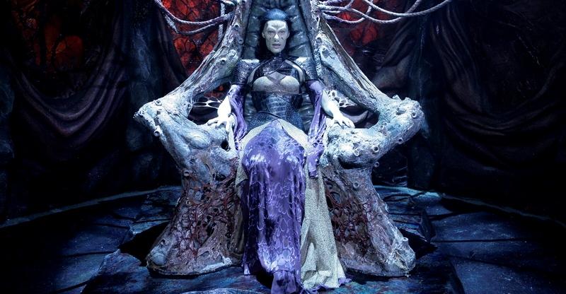 Rainha Wraith - Stargate Atlantis