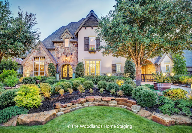 The Woodlands Home Staging Homes