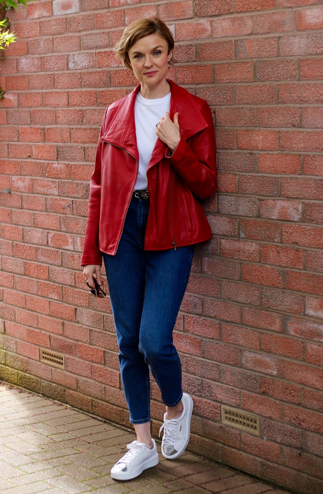 Finding the Perfect Leather Jacket | Fake Fabulous