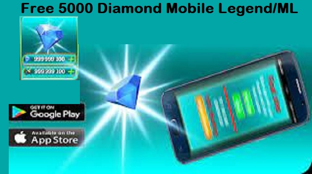 Free 5000 Diamond Mobile Legend