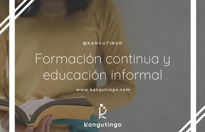 Formación continua y educación informal