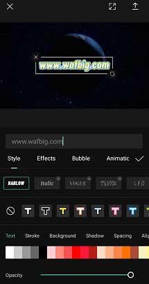 Cara Membuat Video Tulisan Bergerak Di Capcut Android Mudah Nggatekno
