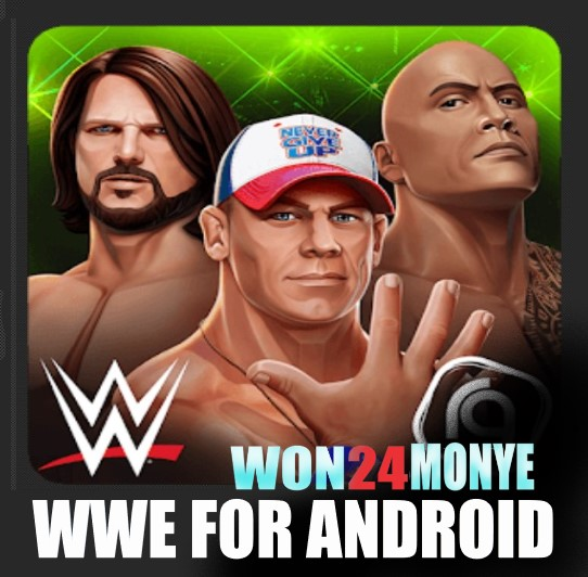 Android launcher games WWE converter light version