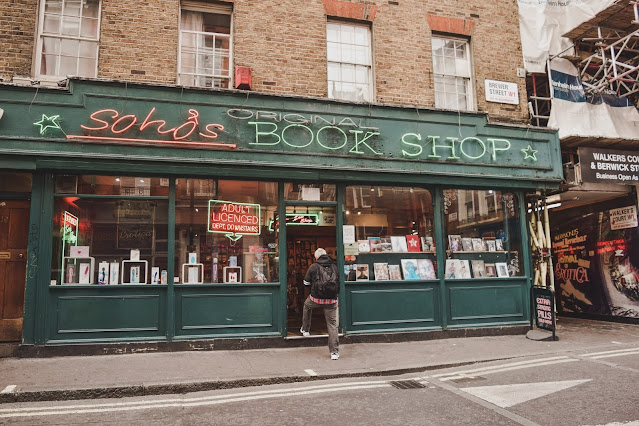 bookshop london