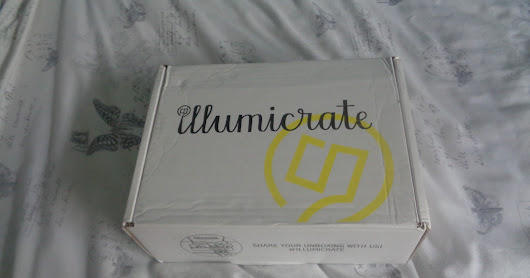 Illumicrate Number 6 Unboxing (February 2017)