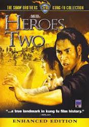 Dois Heróis do Karatê Dublado