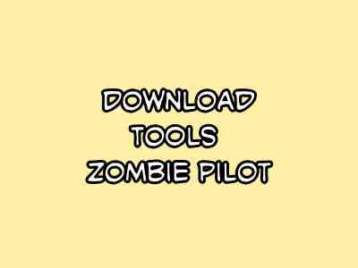 Gambar tools zombie pilot