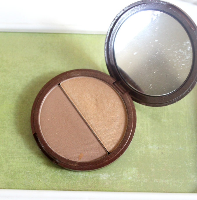 Bronzer for black women