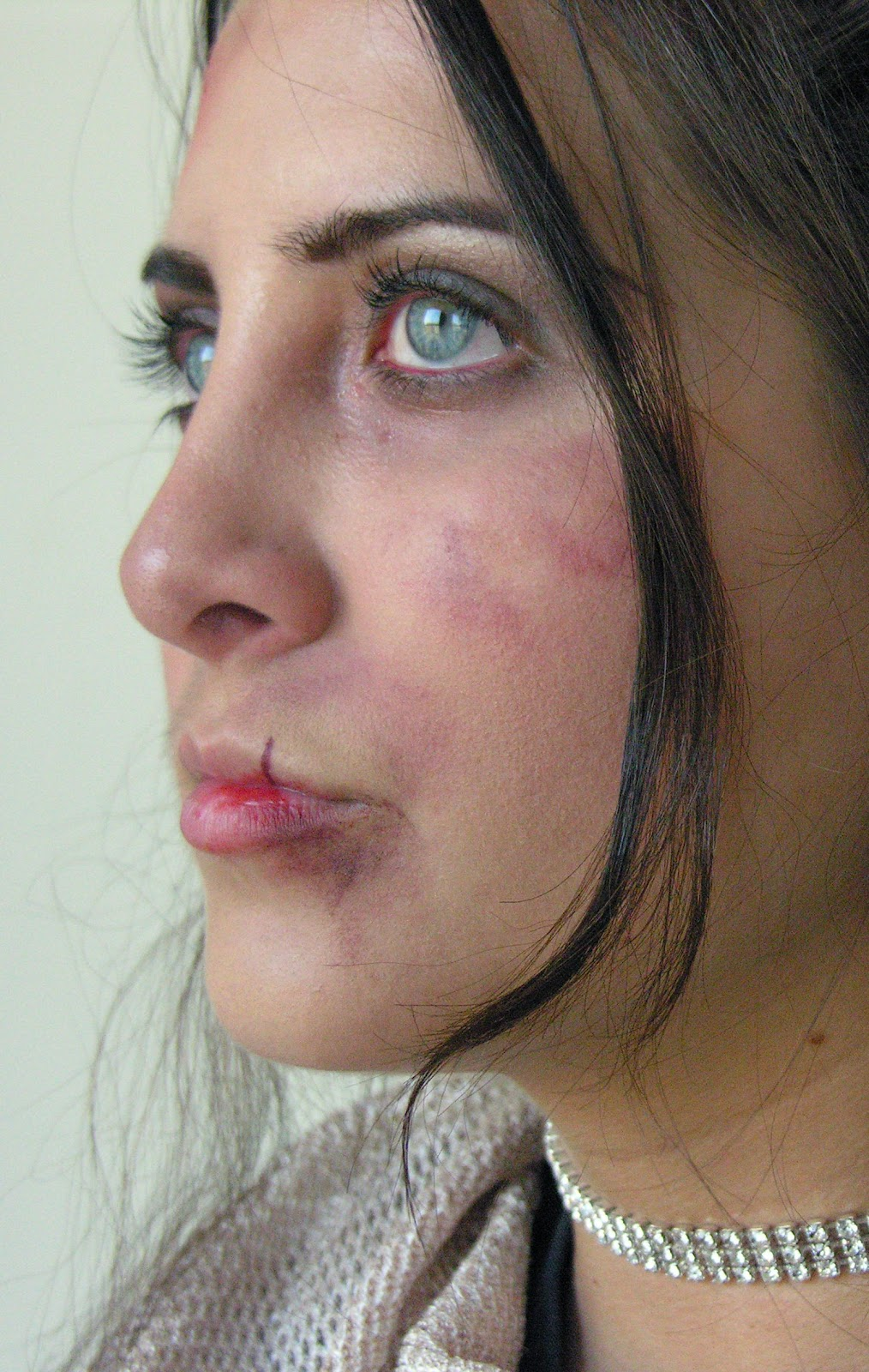 Special Effects Makeup: My New Special Effects And Airbrush Makeup Page Is Under