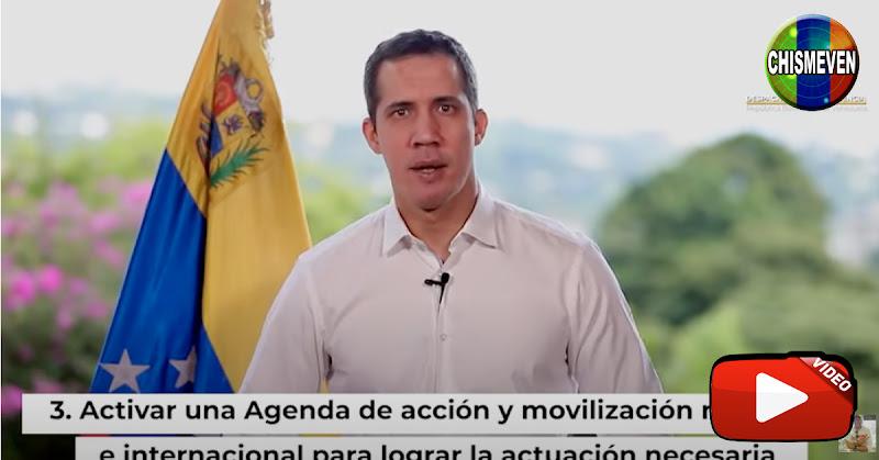 Hace 10 días Juan Guaidó dio un plazo de 10 días para una ruta alternativa a las elecciones