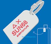 Logo SUN68 Every day life : ricevi gratis l'esclusivo Travel Tag