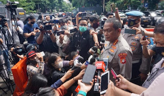 Polda Metro Jaya: HRS Takut Ditangkap, Makanya Serahkan Diri