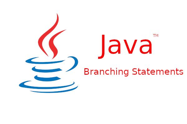 java_branching_statements