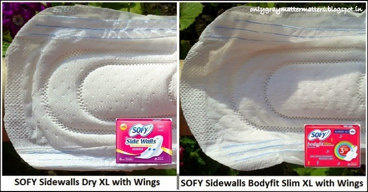 Sofy Side Walls and Sofy Bodyfit review