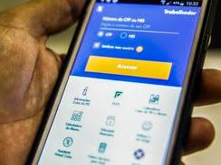 Caixa manda SMS a trabalhadores com saldo desatualizado do FGTS