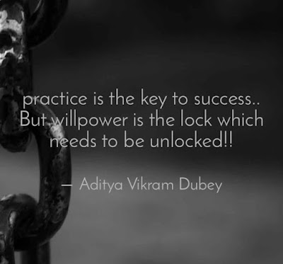 Practice Is The Key To Success Quotes