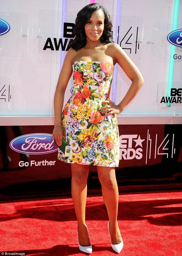 article 0 1F4114DB00000578 833 634x889 Red Carpet photos from 2014 BET Awards + Full List of Winners