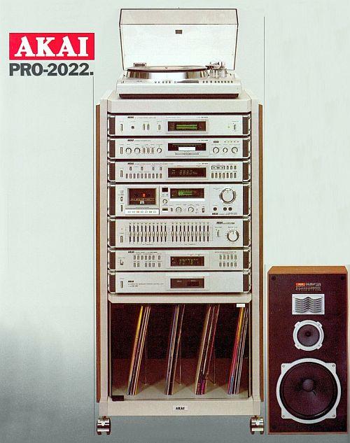 AKAI PRO-2022