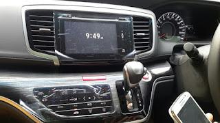 Rental Mobil Honda Odyssey di Jakarta